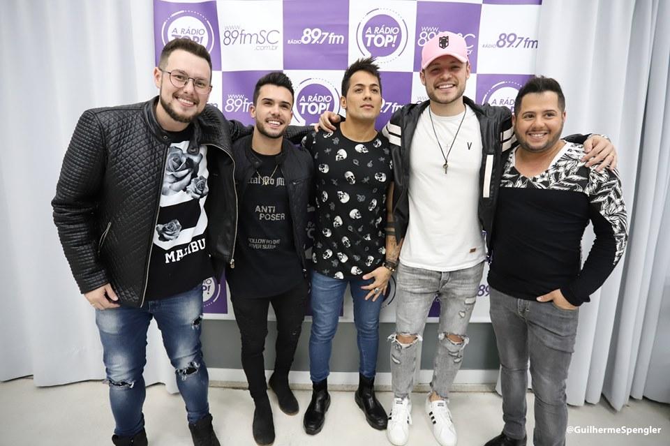 Acústico Vip 89FM Hugo e Tiago